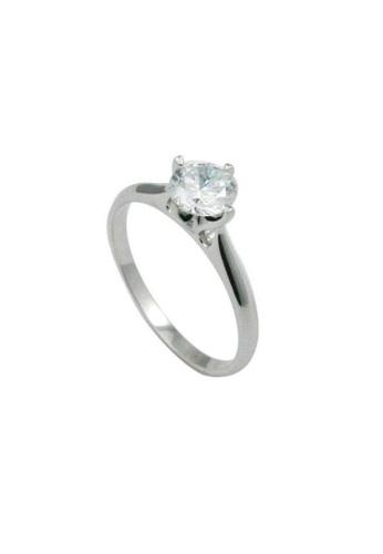 ADORA Silver Clear CZ Ring AD365AC2V3Z8HK_1