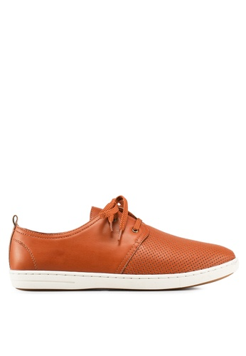 Carlton London 褐色 懶人鞋 船型鞋 C0999SHCEB332EGS_1