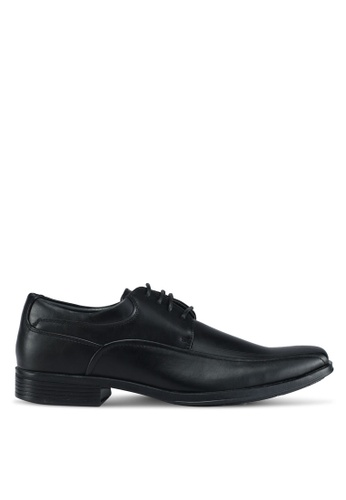 Bata black Bata Solid Formal Shoes D30B3SH3E420AAGS_1