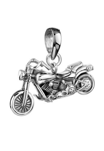 KUZZOI silver Perhiasan Pria Perak Asli - Silver Pendants Motorcycle E7730AC79EAB15GS_1