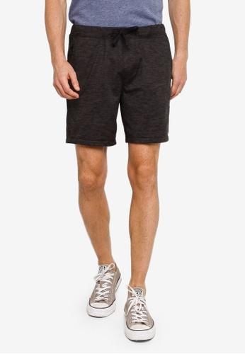 Abercrombie & Fitch grey Air Knit Shorts E3ECBAA7CFEBFBGS_1