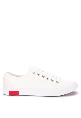 H2Ocean white Ceyhun Laced-up Sneakers 07885SH976E9AFGS_1