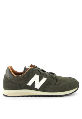 New Balance green 520 Classic Lifestyle Sneakers NE382SH0WF93ID_1