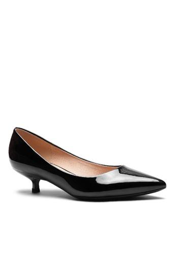 Twenty Eight Shoes 3.5CM 尖頭漆皮高踭鞋 295-7 193BASHAD8AB4AGS_1