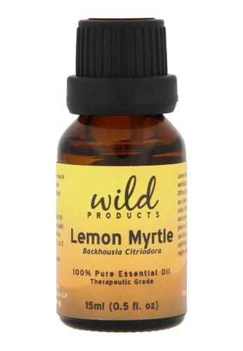 Wild Products Lemon Myrtle Essential Oil(Backhousia Citradora) - 15ml 35E42BEC21894BGS_1