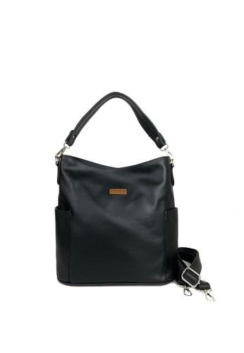 Ceviro black Ceviro Princess Tote Bag Black CF8E5AC90C076DGS_1