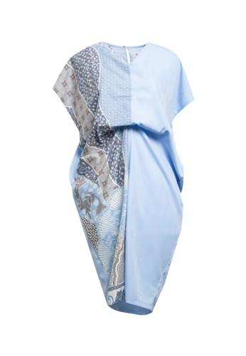 bhatara batik blue and grey DEWAYANI KIDS 1A6EFKA585A2EAGS_1