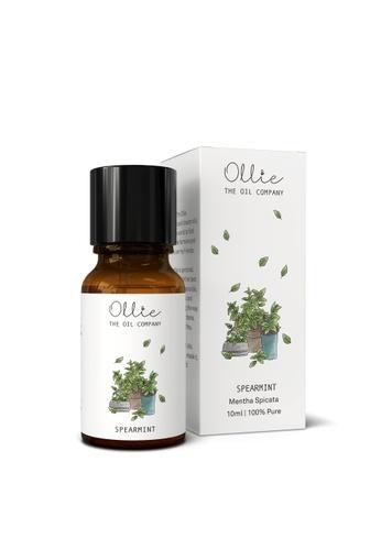 Ollie Ollie Spearmint Essential Oil 10ml 8FF29ES63E8719GS_1