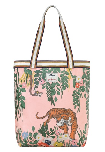 sale online attractivedesigns terrific value Disney x Cath Kidston Shere Khan Placement Tote