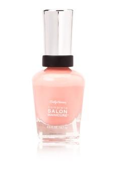 Complete Salon Manicure - Pink At Him