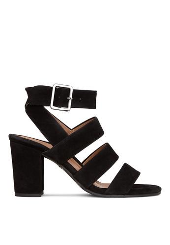 Vionic black Blaire Heeled Sandal F7DF4SHFB657C7GS_1