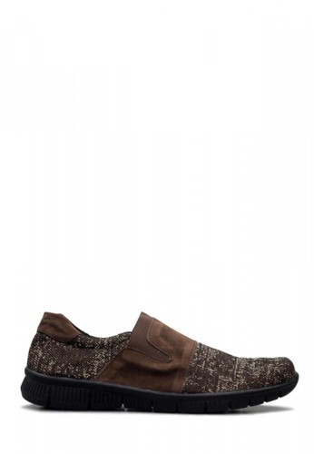 D-Island brown D-Island Shoes Low Donald Comfort Denim Brown 969DESH9C387ECGS_1