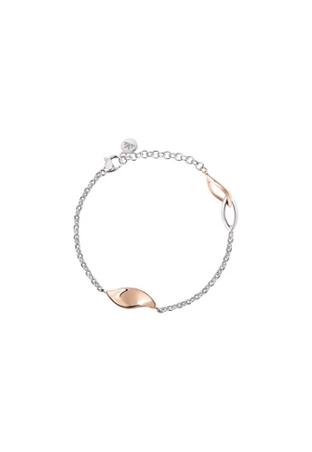 Morellato silver Morellato Foglia Stering Silver 925 Ladies Bracelets SAKH42 C0476ACB031F04GS_1