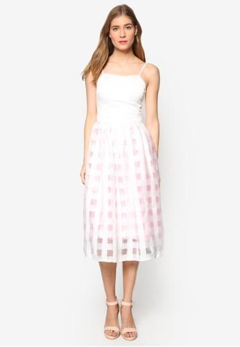 Anesprit台灣outletgeline Dress, 服飾, 派對洋裝