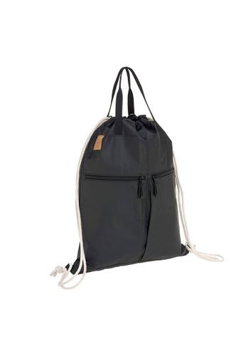 LASSIG black Lassig Tyve String Diaper Bag(Black) DEB45KC8054920GS_1