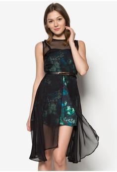 Under The Moonlight Midi Dress