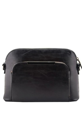 TCWK black Ladies Sling Bag TC258AC99YROMY_1