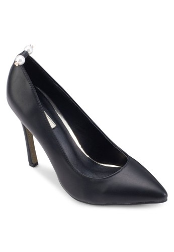 珍珠尖頭高跟鞋, 女鞋esprit女裝, 鞋