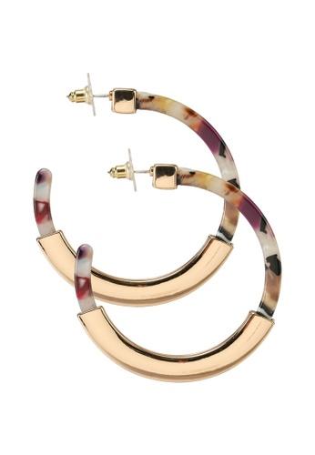 ALDO multi Giondra Pierced Earrings 54F20AC201B25CGS_1