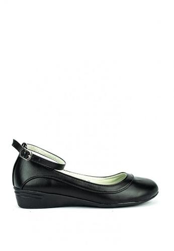 Cardam's Lifestyle black Elora School Shoes C91D8SH4F765A1GS_1