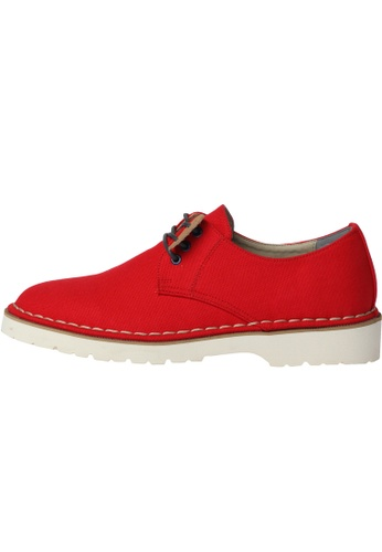 paperplanes Gadae-026 Casual 3-Holes Canvas Dress Loafers Shoes US Women Size PA110SH17ZSCHK_1