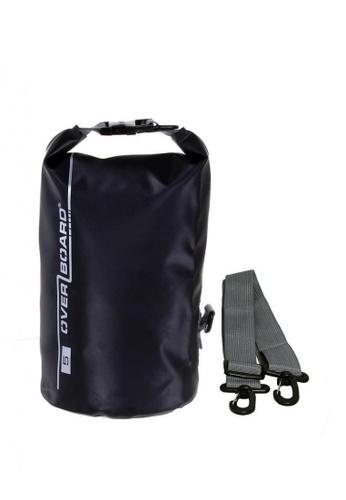 Overboard black Waterproof Dry Tube Bag 5 Litres F8D7DACADE9963GS_1