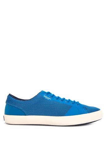 Sperry blue Flex Deck LTT Mesh Sneakers 24482SH7B4AF7EGS_1