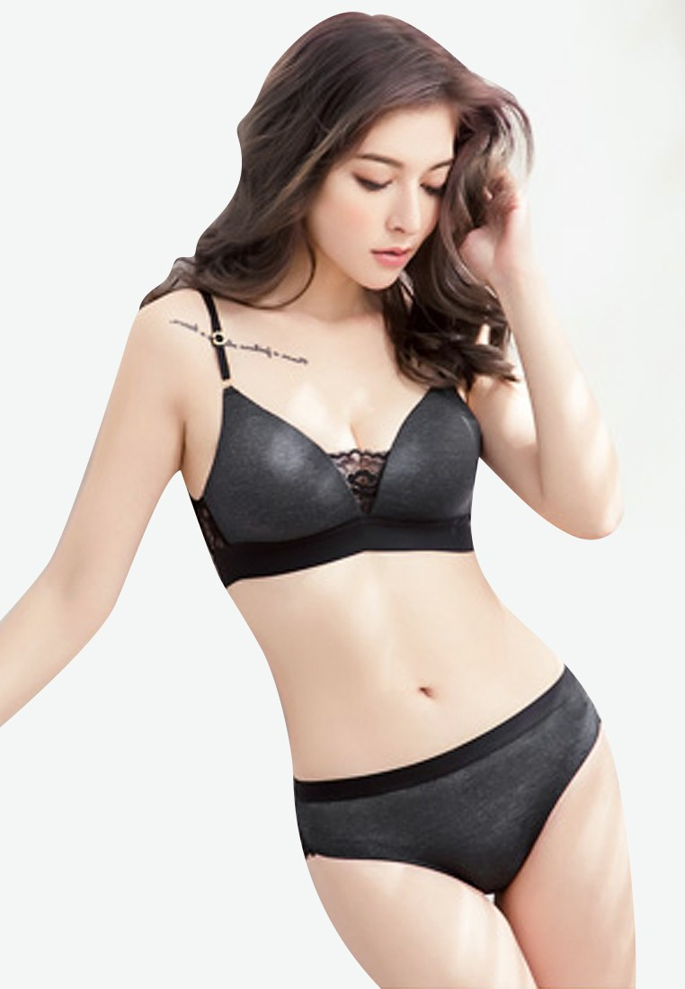 Simply Elegant 2-Way Bra And Panty Set