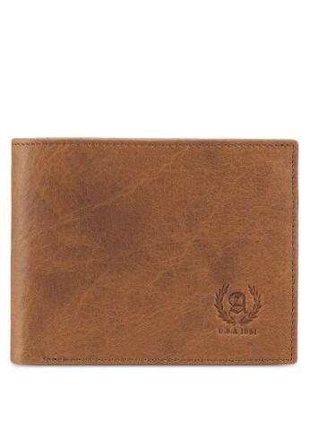 Shop Arrow Pebbled Wallet Online on ZALORA Philippines 59d0b4d654