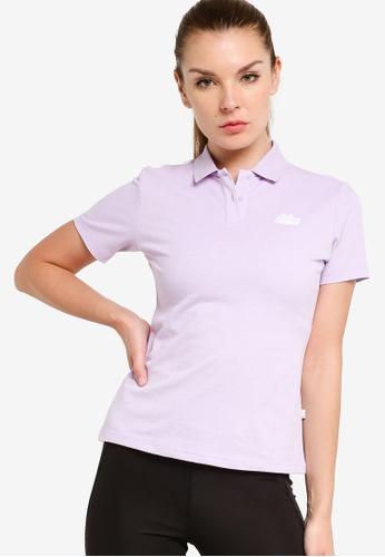 361° purple Cross Training Polo Shirt 8A04FAA45D3FF1GS_1