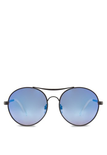JP0124 圓框飛行員太陽眼鏡, 飾品配件, esprit sg飾品配件