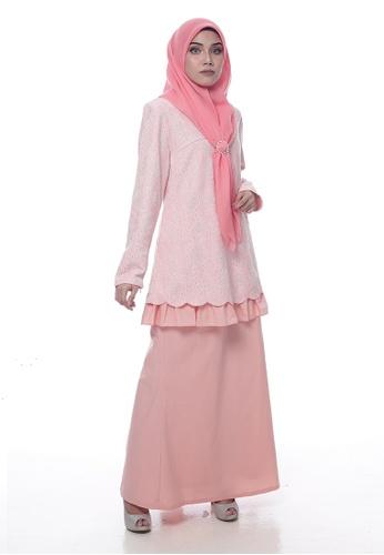 be644114e37c Buy Denai Boutique Baju Kurung Edwina Online | ZALORA Malaysia