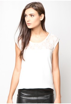 Kathleen Lace Top
