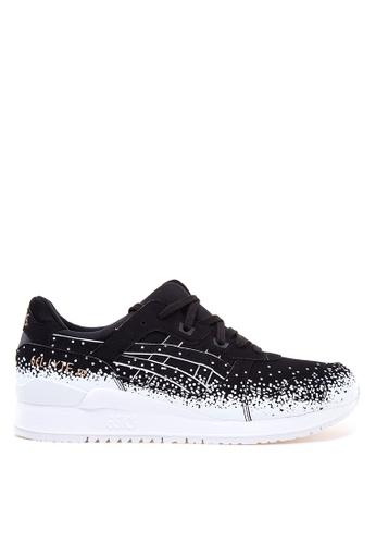 ASICSTIGER black GEL Lyte III Sneakers AS118SH88UGTPH_1