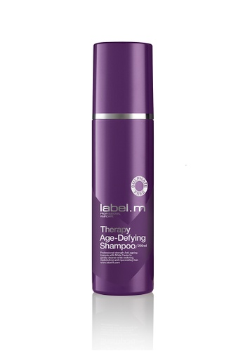 label.m purple Therapy Age-Defying Shampoo 200ml LA590BE80CLJSG_1