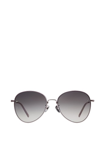 agnès b. black agnès b. Metal Sunglasses AB10022 Colette 94B0AGLCD33231GS_1