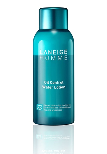 Laneige white Laneige Homme Oil Control Water Lotion LA945BE39MSUMY_1