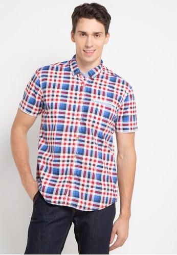Lois Jeans multi Short Sleeve Shirt LO391AA0U4QFID_1