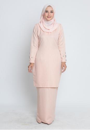 STARVILION 粉紅色 Kurong Gasira 67234AA6C5A82BGS_1