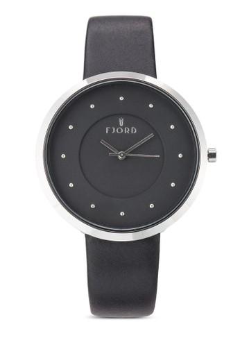 LAURENS 三指針皮革錶esprit台灣網頁, 錶類, 飾品配件