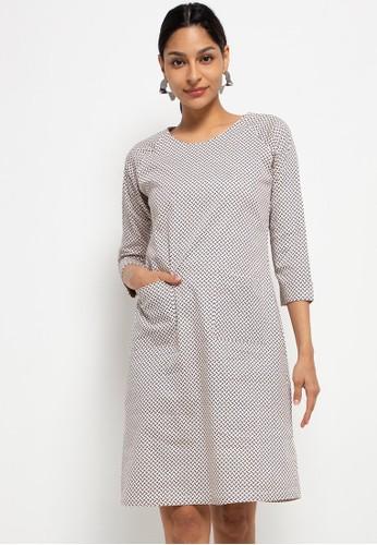 WHITEMODE multi Deswita Dresses 1EC9FAAD3E8643GS_1