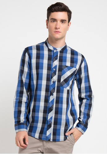 RA Jeans multi Koko Check Blue RA626AA0VXV2ID_1
