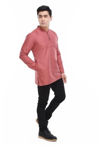 Amar Amran pink Kurta Rayqal 64645AAEB82BB6GS_1