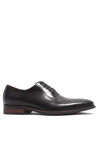 Twenty Eight Shoes 真皮復古雕花德比鞋M25-1 55979SH66BEC2CGS_1