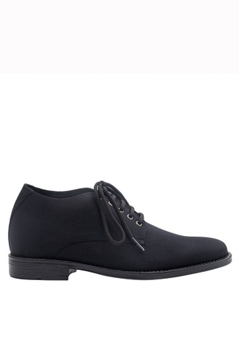 Keeve black Keeve Shoes Peninggi Badan Formal 143-black 3D92CSHB2B5A1DGS_1