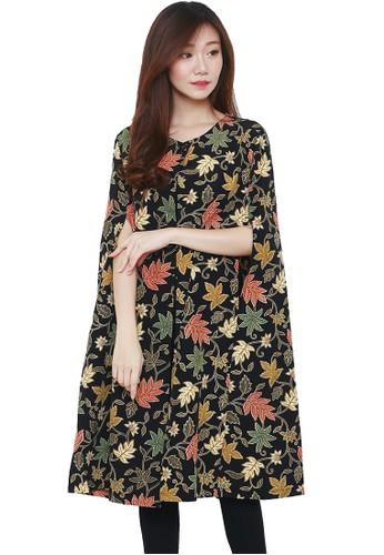 Flike Batik multi Outer Muslimah Motif Godhong Kates 07201AA2448188GS_1