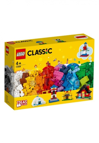 LEGO multi LEGO Classic 11008 Bricks and Houses (270 Pieces) B511ETHB0AE906GS_1