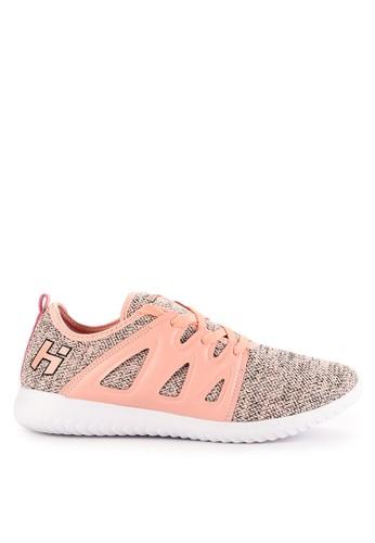 Homyped pink Priscilla Sneakers Wanita FEFA1SH238CA62GS 1 d09229ccb3