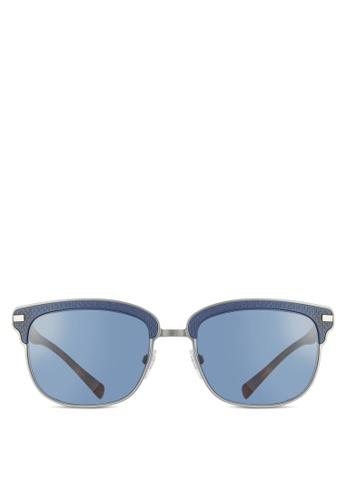 Burberry blue The Mr. B BE4232 Sunglasses BU958GL47QNGMY_1