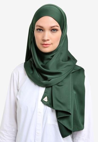 Cakenis green Cakenis Lush Satin Shawl CA625AA37RZYMY_1